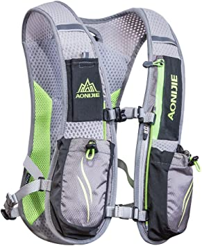 Senderismo Camping,Correr,Caminar,Escalada, Actividades al Aire Libre AONIJIE Mochila Hidrataci/ón Mochila Ligera 10 L Impermeable para Viajes para vejiga de Agua de 2L,