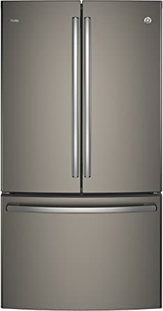 GE Profile PWE23KMKES Counter Depth French Door Refrigerator