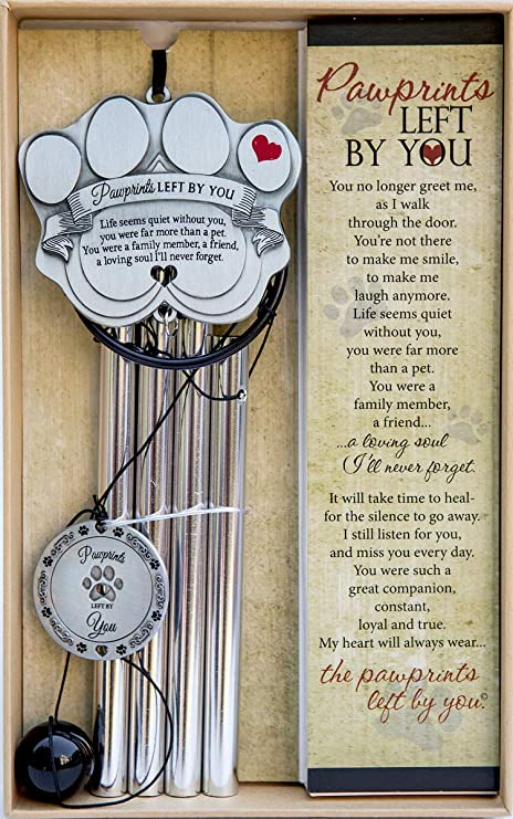 Wind Chimes Dog Wind Chimes or Cat Wind Chimes with Soothing Sound