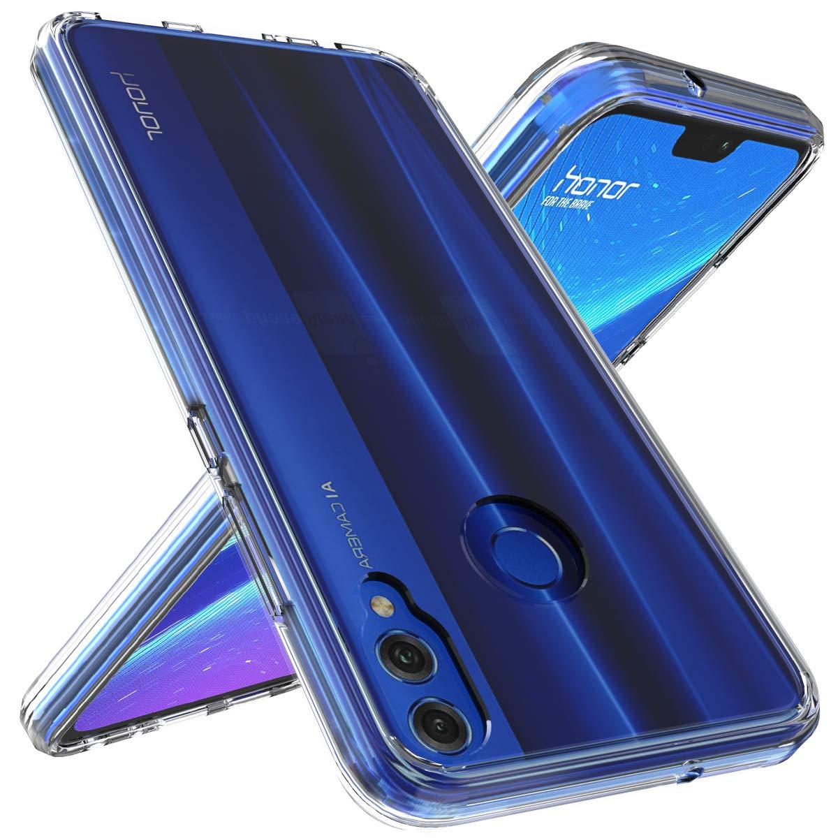 Funda Para Huawei Honor 8x Ouba (7VLFWYRS) clear