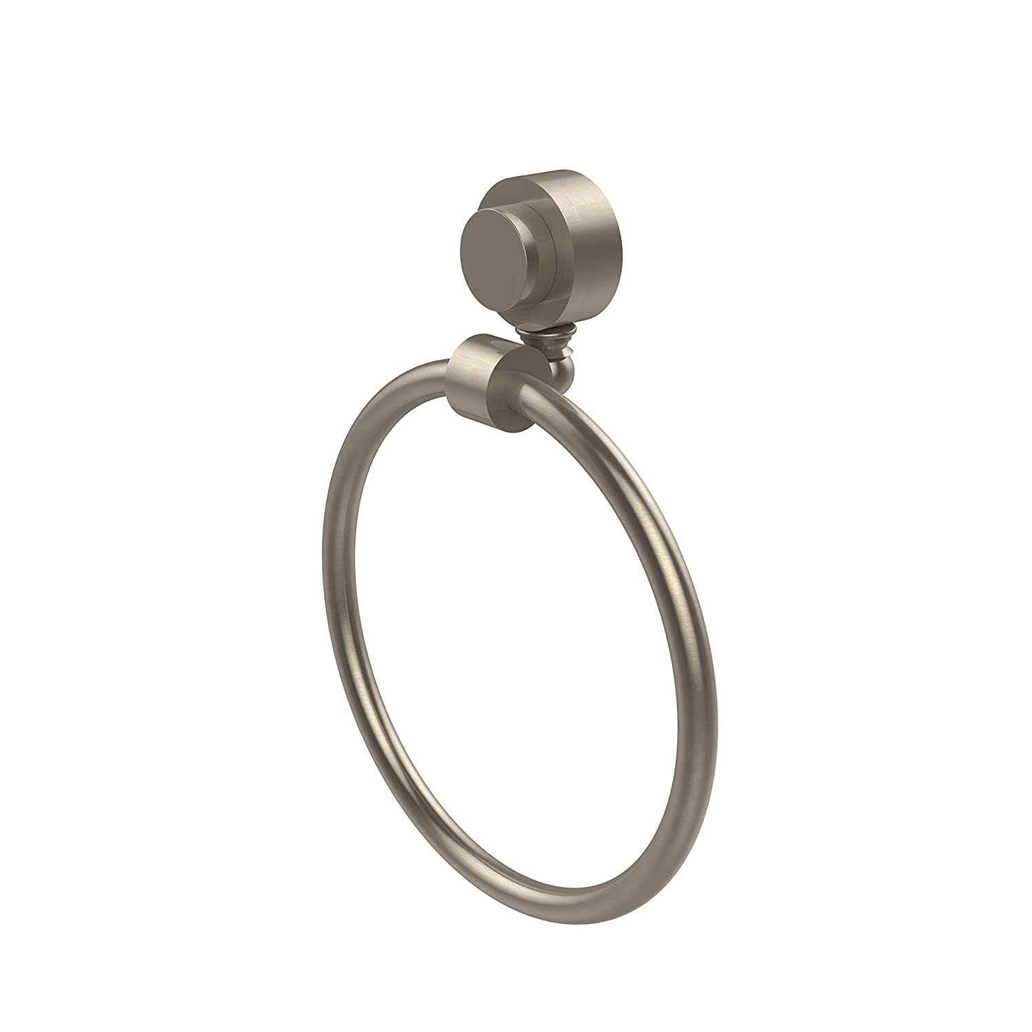 Allied Brass 416-PEW 15cm Towel Ring, Antique Pewter B003XRQTMU ピューター(Antique Pewter) ピューター(Antique Pewter)