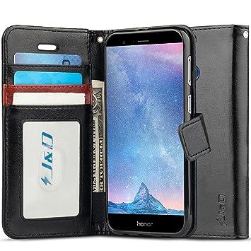 J&D Compatible para Huawei Honor V9/Huawei Honor 8 Pro Funda ...
