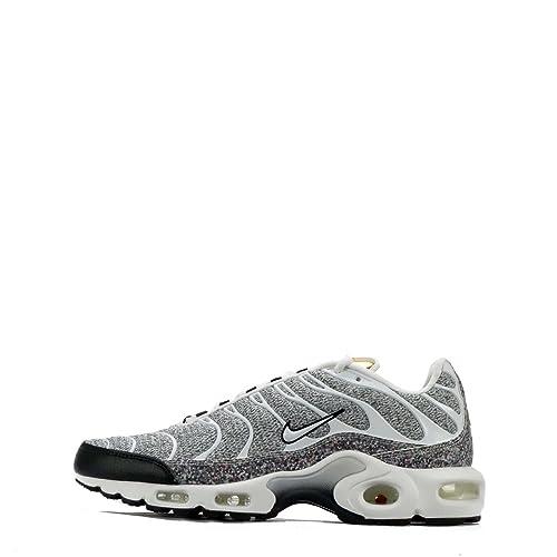 Nike Air Max Tuned Plus Se, Damen Sneaker Weiß White White