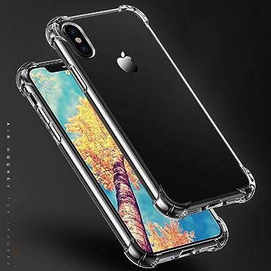 lowest price 1af04 b41c6 iPhone X Airbag Cases 5.8 inch Transparent Slim Anti-Knock Phone ...