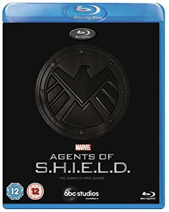 Marvel's Agents of S.H.I.E.L.D. - Season 1 [Blu-ray] [Region Free] [UK Import]