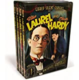 Laurel & Hardy - Early Silent Classics, Volumes 1-4 (4-DVD)
