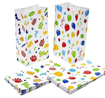 Amazon.com: Solas - Bolsas de regalo para fiestas infantiles ...