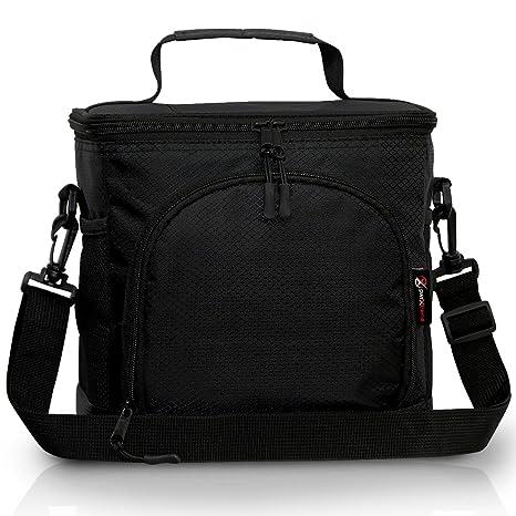 Amazon.com: Pwrxtreme - Bolsa Térmica para Comida con ...