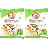 Double Horse Appam/Idiyap Rice Flour (500 grams, Pack of 2)