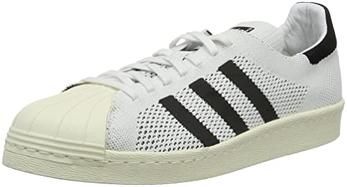 Image Unavailable. Image not available for. Colour  adidas Originals Men s  Superstar 80S Primeknit White b65b38439