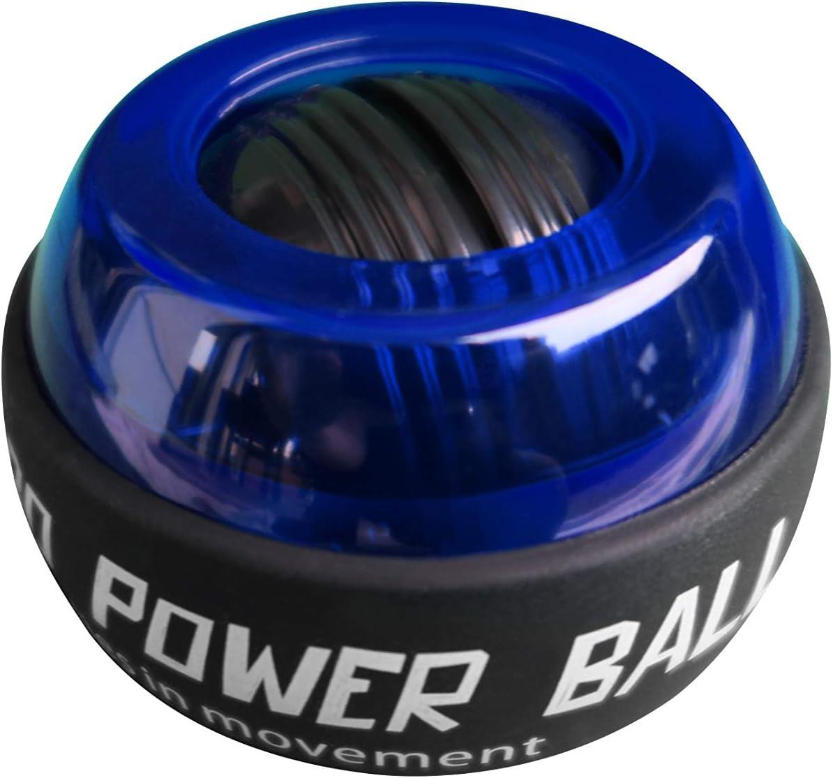 Juego de Entrenamiento Musculatura de Manos y Brazos Lelibo Power Ball Pesas articuladas.