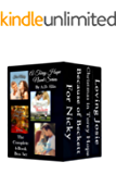 A Torey Hope Novel Series: The Complete 4-Book Box Set