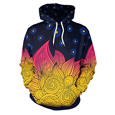 Susie Zechariah Men Women Casual 3D Hoodies Men Harajuku Hip Hop Hoody Hoodie Sweatshirts Tracksuit M