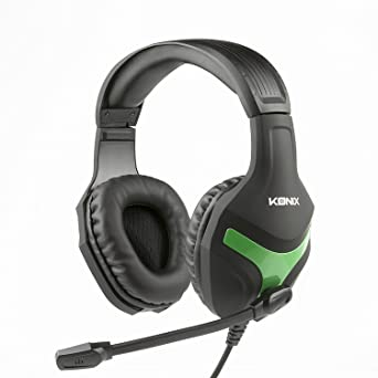 Konix Ms 400 Casque Gaming Xbox One Compatible Ps4 Pc Tablette