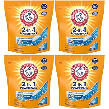 Amazon Com Arm Amp Hammer 2 In 1 Laundry Detergent Power