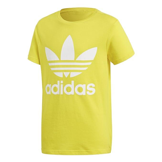 Adidas Originals Junior Trefoil Fleece Tee