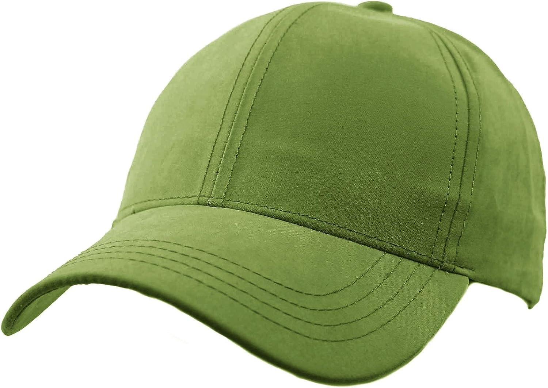 CC Everyday Unisex Light Plain Blank Baseball Sun Visor Solid Cap Dad Hat