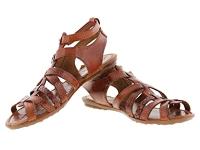 c50f7f9a40d8 Women s Cognac Huaraches Mexican Gladiator Leather Sandals Hand Woven 5