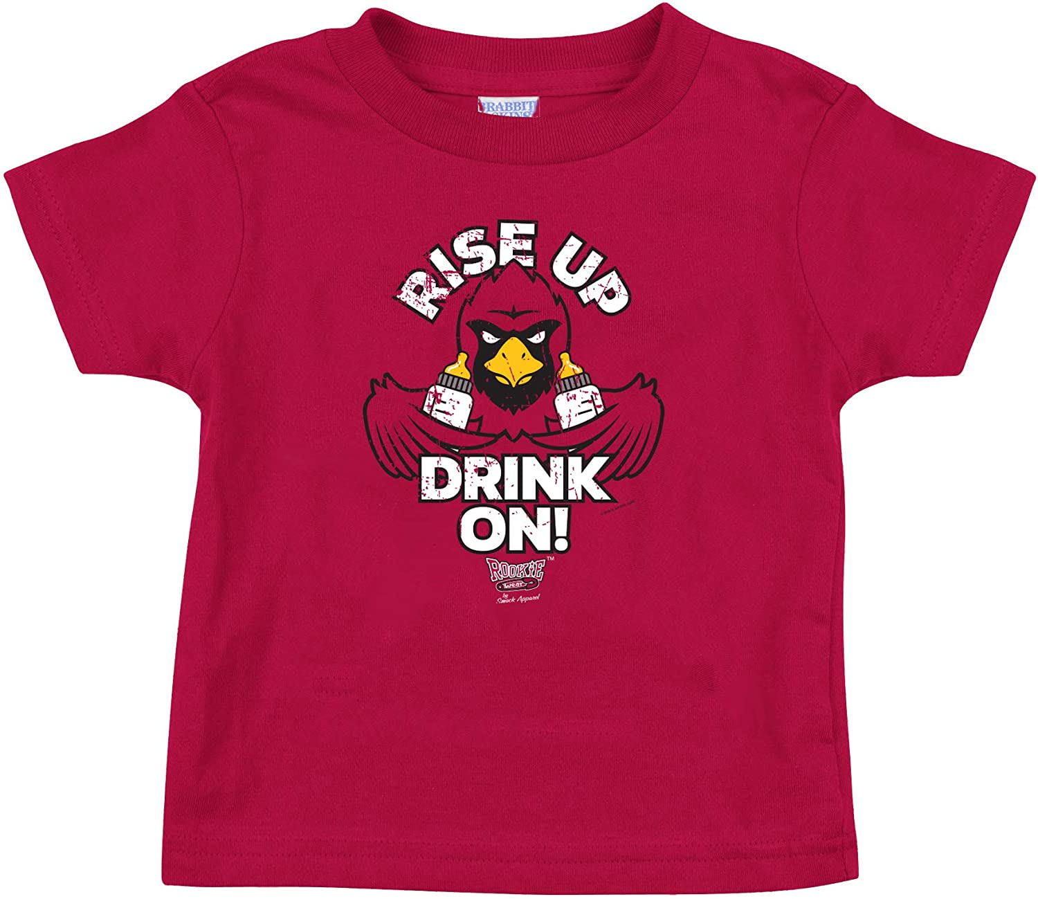 Forest Onesie Drink Up Fly High or Toddler Tee Rookie Wear by Smack Apparel Philadelphia Football Fans NB-18M 2T-4T