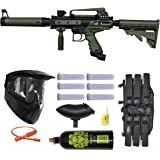 Tippmann Cronus Tactical Paintball Gun 3Skull Mega Set