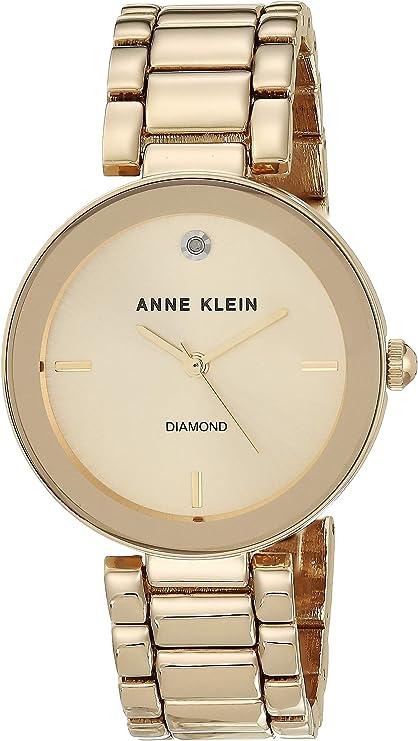 ejemplo de reloj para dama anne klein