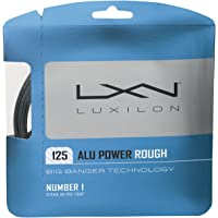 Wilson Luxilon ALU Power 125 Rough Silver 12.2M Tenis Kordaj WRZ995200