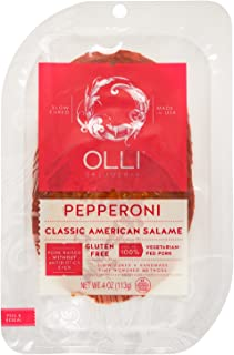 product image for Olli Salumeria Pre-Sliced Pepperoni, 4 oz