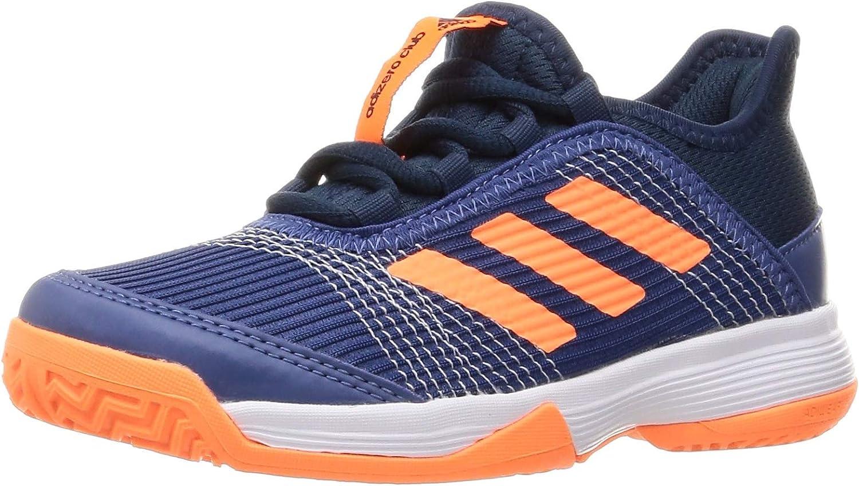 adidas Adizero Club K, Zapatos de Tenis Unisex niños, 49.3 EU