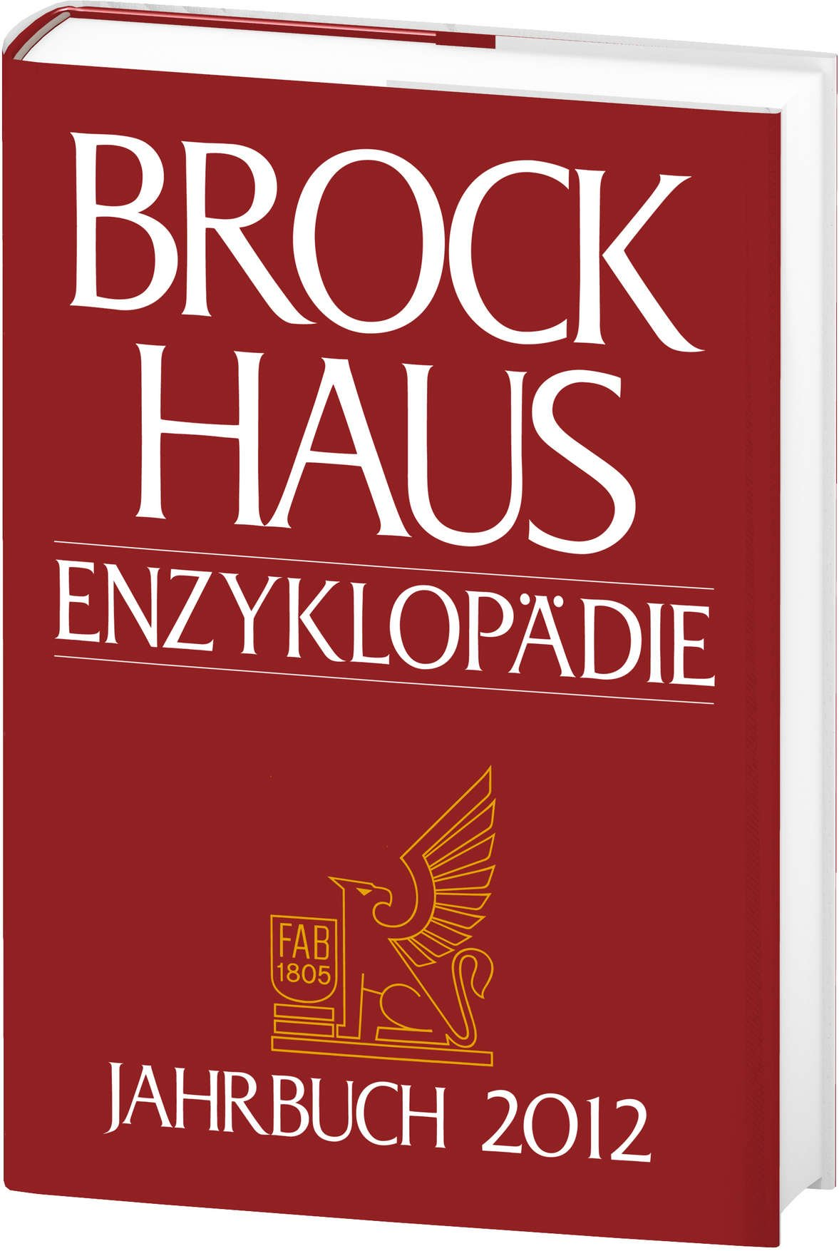 Brockhaus Enzyklopädie Jahrbuch 2012