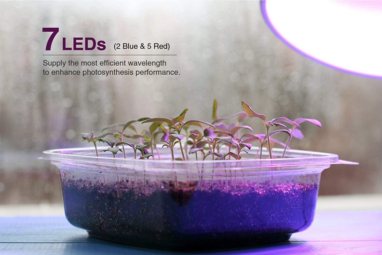 Oxyled led luce per piante lampada da coltivazione indoor