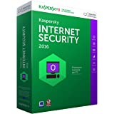 Kaspersky Internet Security 2016 1 Dispositivo 1 Anno Vendibile solo con PC Desktop o Notebook