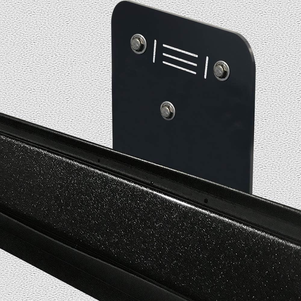 JL Full Hard Door Hanger Rack Bracket Wall Mount JK JK Bolaxin for Jeep Wrangler TJ JKU YJ set of 4 For 4 doors LJ CJ