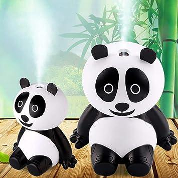 jasny Caso Air difusor filtro de agua USB Animales Panda Forma ...