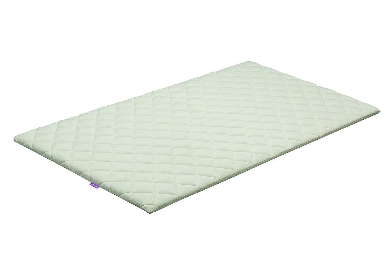 シーコア オーバーレイマットレス 電気毛布対応可 NEO-3D シングル ホワイト B017 B06XHKR4W1