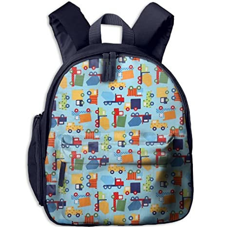5c1c31b046 Amazon.com  Cute Trains Style Book Bag Lovely Animal Kid s School ...