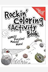 Rockin' Coloring & Activity Book (You Rock Group) Paperback