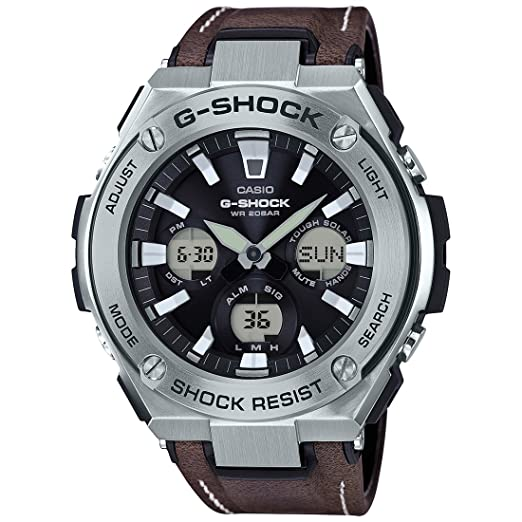 0eaa7b708475 Buy Casio G-Shock Analog-Digital Black Dial Men s Watch - G737  (GST-S130L-1ADR) Online at Low Prices in India - Amazon.in
