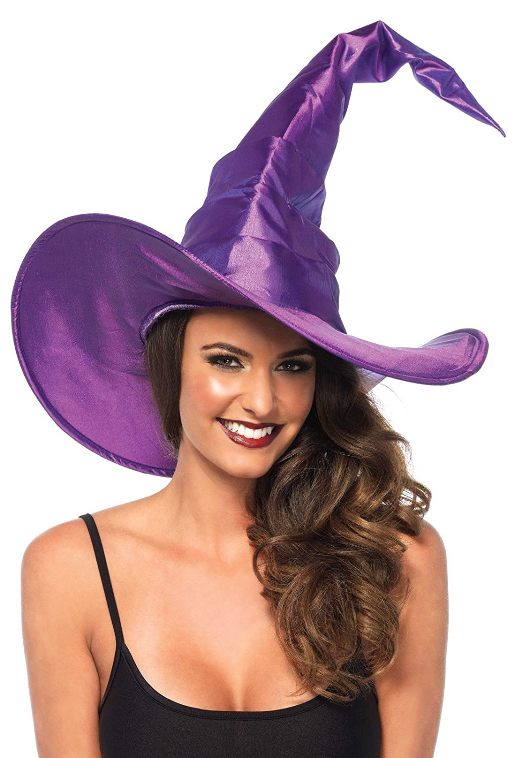 Leg Avenue Women's Large Ruched Witch Hat
