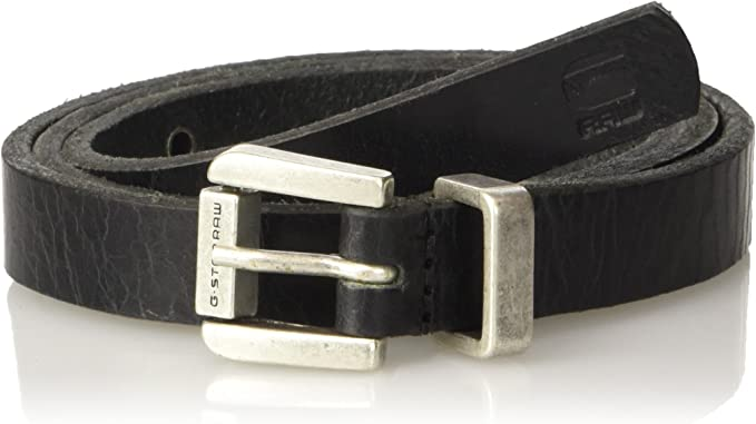 TALLA 85. G-STAR RAW Claro Belt Wmn Cinturón para Mujer