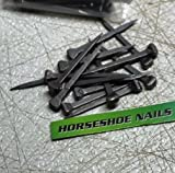 Horseshoe Nails - Size 5 - City Head - for Jewelry