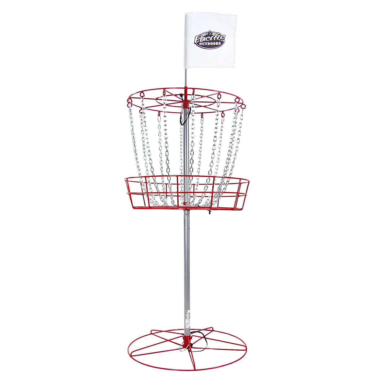 disc golf targets u0026 baskets amazon com disc u0026 frisbee sports