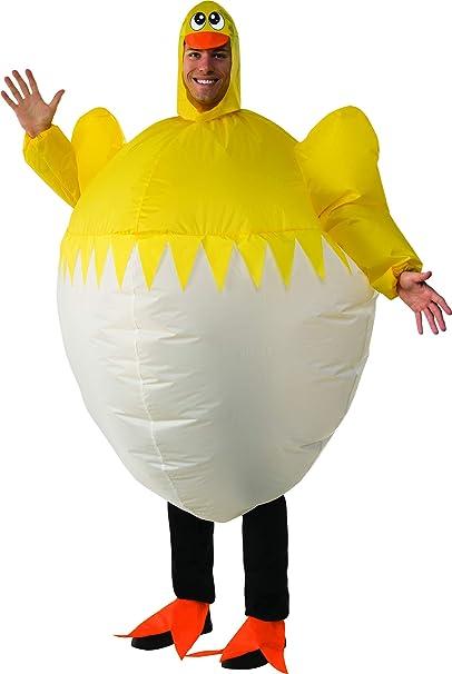 Amazon.com: Rubie s Costume Co. De los hombres hinchable ...
