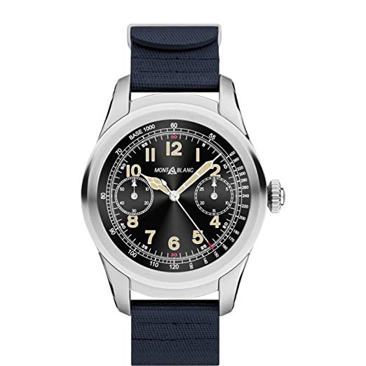 Amazon.com: Montblanc Summit Smartwatch World Time ...