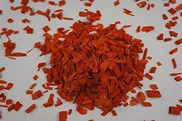 50L Bois Puce de couleur garden Fleur de paillage en liège écorce de ...