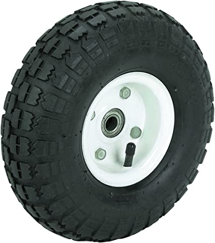 "Haul Master 4.10//3.50-4  10/"" 300 # Pneumatic Tire NEW"