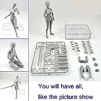 Starmood Figura de acción Modelo para SHF Body
