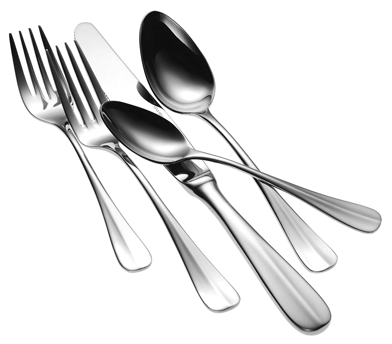 Set of 12 Oneida Foodservice T148SDEF Baguette Dessert//Oval Spoon