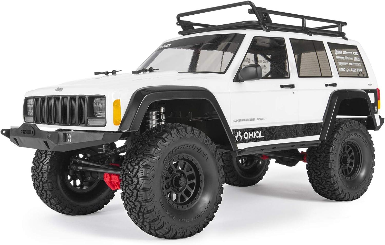 Axial Elektro Crawler Jeep Cherokee RTR 1:10: Amazon.es ...