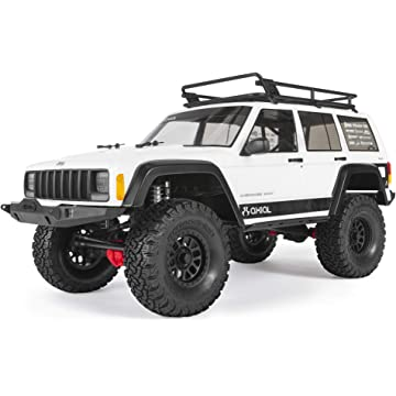 Axial SCX10 II 2000 Jeep Cherokee