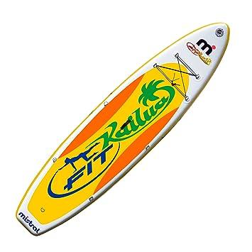MISTRAL Fitness Sup Kailua - Tabla de surf de remo naranja naranja/amarillo Talla: